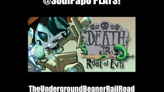 Death Jr. Roots of Evil: The Underground beaner rail road