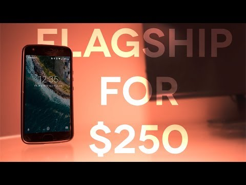 Moto x4 - A $250 Flagship Competitor Android One Project Fi