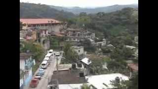 HUEHUETLA, PUEBLA. PASEO POR LA SIERRA NORTE