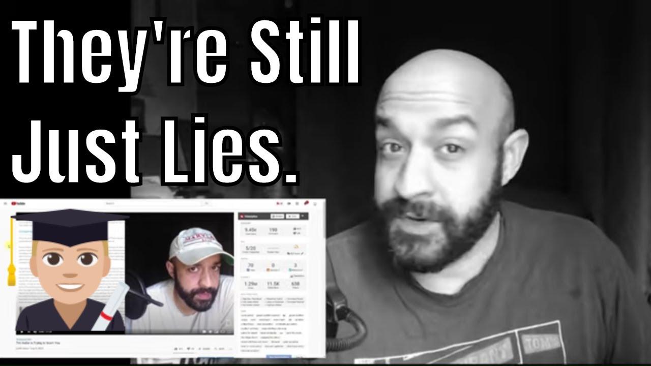 Tim Keller's Scholarly Lies - In Plain Sight