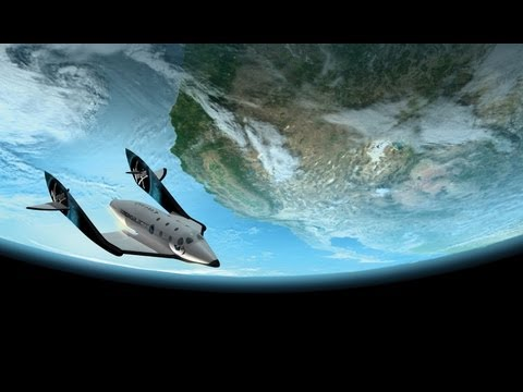 Virgin Galactic: Your Journey To Space Starts Here