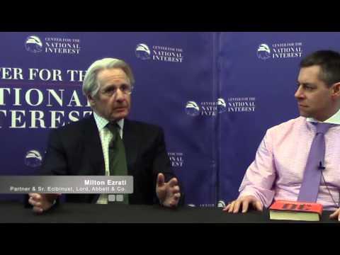 Milton Ezrati Interview