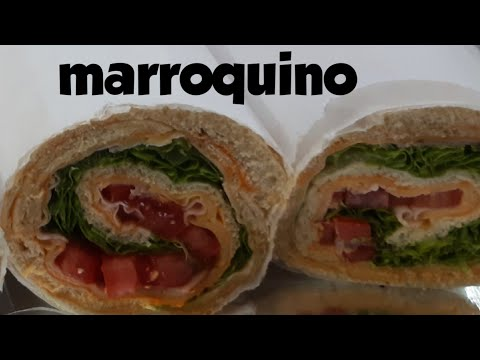 Lanche marroquino