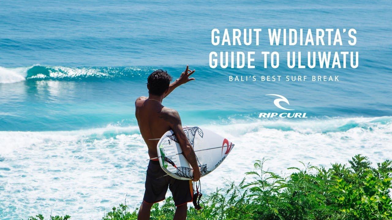 Garut Widiarta's Surf Guide to Uluwatu