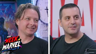 Anthony Raneri and Jack O'Shea from Bayside talk comic collections | This Week in Marvel