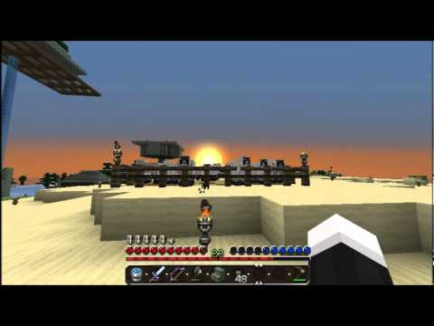 how to make a firework launcher in minecraft