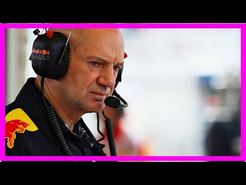 Adrian Newey staying at Red Bull Racing