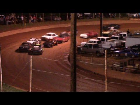 Winder Barrow Speedway Stock Four Cylinders 5/14/16
