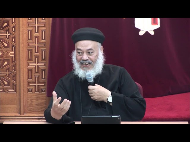 Proverbs Part_21 (Arabic Bible Study) Fr. Raphael Hanna