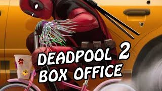 DEADPOOL 2 Slices Past $700 Worldwide To Become The Third Highest-Grossing R-Rated Movie Ever