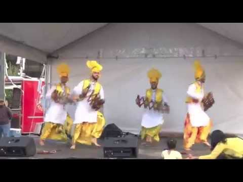 Dances of India: Act 1: Northern India Pt 2 - SAFA's India Live 2015