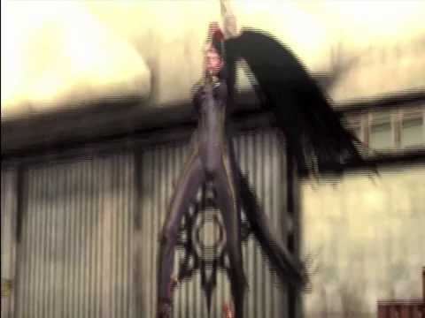 Bayonetta - Iustitia, the Giver of Life arrives
