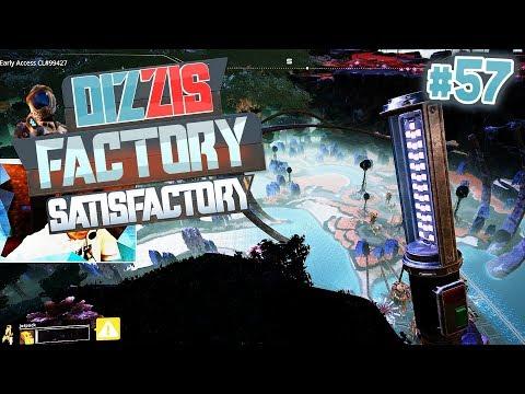 DAS ENDE DER WELT | Satisfactory / Dizzis Factory #57 | izzi & Dner