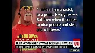 Hulk Hogan's racism, WWE and a Crisis of Common Decency