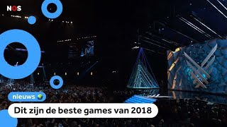 Game-prijzen voor Fortnite, God of War en Red Dead Redemption 2