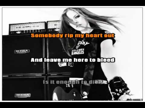 Avril Lavigne - Anything But Ordinary Karaoke / Instrumental
