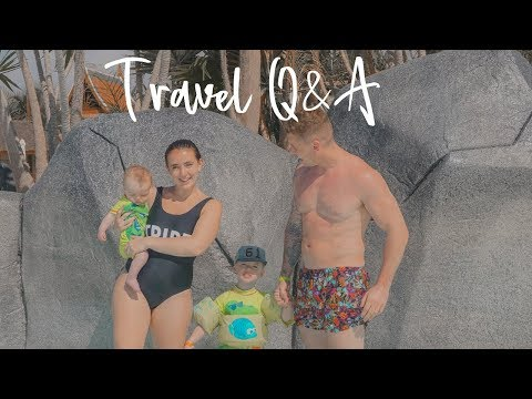 TRAVEL Q&A | AFFORDABLE HOLIDAYS | FAMILY HOLIDAYS | PLANE WITH KIDS