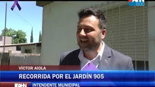 CAROLINA VALERGA   VICTOR AIOLA   RECORRIDA POR EL JARDÍN 905
