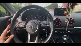 Audi Araba Story Snepleri ADANA AUDİ a3 Snap gündüz