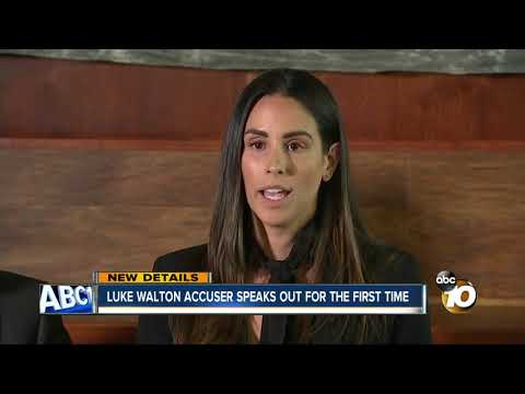 MORNING NEWS - Luke Walton's Accuser Speaks