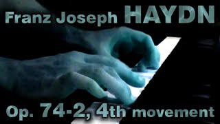 Franz Joseph HAYDN: Allegro (String Quartet No. 58, 4th movement, Hob III:73)