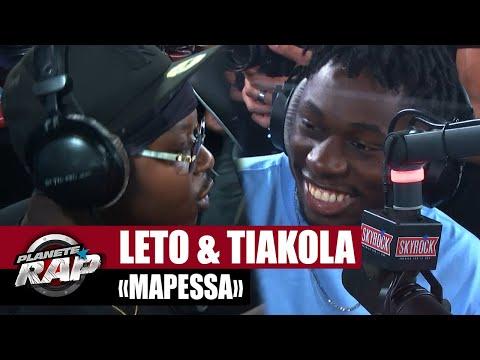 Youtube: [EXCLU] Leto feat. Tiakola«Mapessa» #PlanèteRap