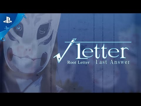 Root Letter: Last Answer - Launch Trailer   PS4