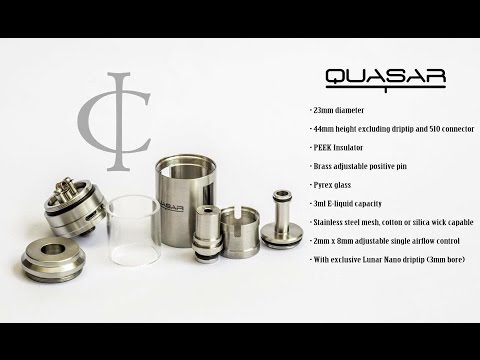 Quasar T By Cosmic Innovations Einfache Wickelanleitung