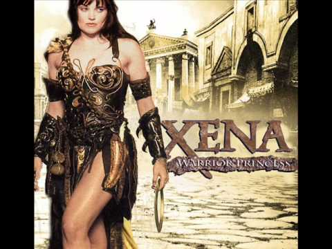 Xena Warrior Princess Soundtrack-1