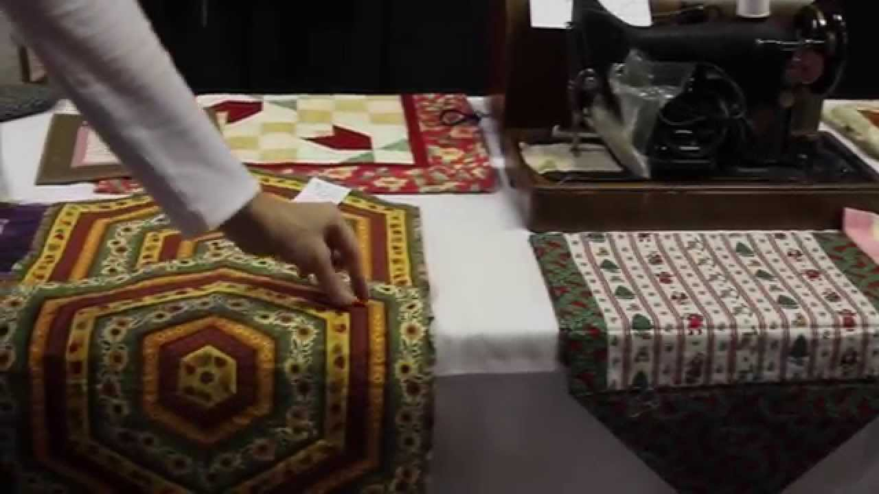Free Table Runner Quilt Patterns Youtube