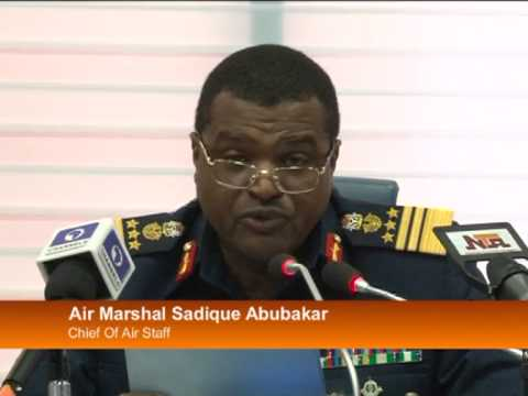Chief Of Air Staff Speaks On His Vision For Nigeria Air Force