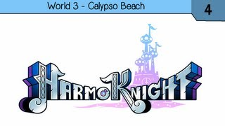 HarmoKnight - World 3 - Calypso Beach