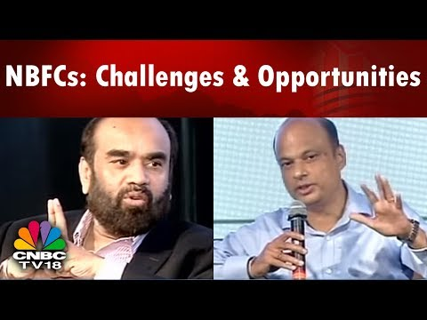 NBFCs: Challenges & Opportunities || What Lies Ahead for Debt Market? || CNBC TV18