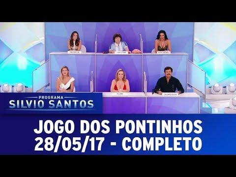 Jogo dos Pontinhos | Programa Silvio Santos (28/05/17)