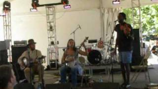 Carolina Chocolate Drops - Starry Crown - Live at the High Sierra Music Festival 7-2-2010