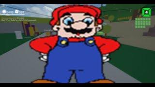 the weirdest thing i've found on ROBLOX ODYSEEY.. [Hotel Mario]