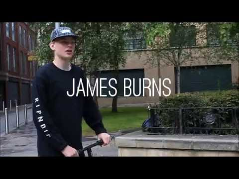 "James Burns ""Everything hurts"" part"