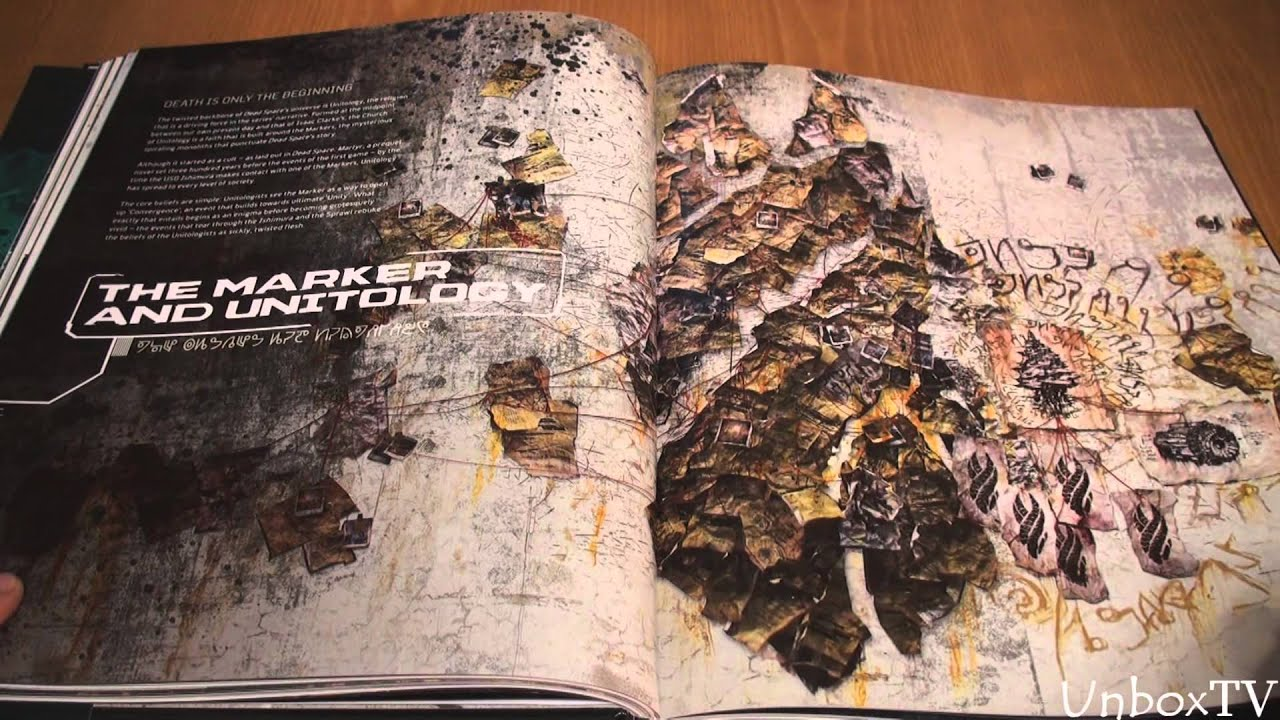 Dead Space Art Book