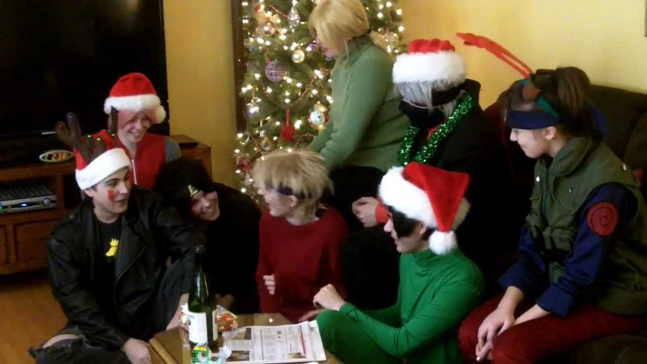 Maybe This Christmas -Naruto CMV (SasuNaru) - YouTube