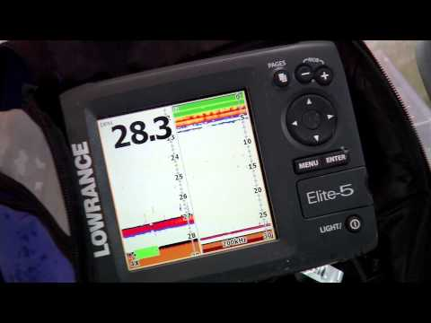 Fishing Tip - Setting Up Your Fish Finder for Ice Fishing - The Next Bite Season #9 Episode #4