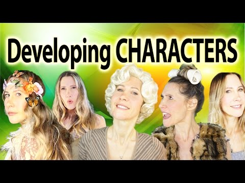 Developing characters for screenplays - how to write a movie script
