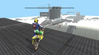 MX vs. ATV Reflex Custom Track  | Quest For The Quad FMX