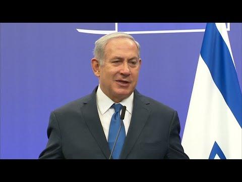 نتانياهو يأمل أن تعترف دول الاتحاد الأوروبي بالقدس عاصمة لإسرائيل  - نشر قبل 3 ساعة