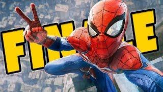 Spider-Man FINALE Livestream