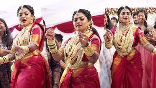 വിവാഹ റിസപ്ഷനിൽ കിടിലൻ ഡാൻസുമായി ശ്രീലക്ഷ്മി | Jagathy Daughter Sreelakshmi Wedding Reception