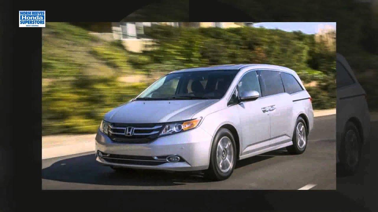 2015 Honda Odyssey Review   Pomona Honda Dealer. Norm Reeves Honda  Superstore West Covina