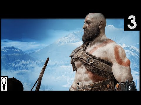 WILDWOOD'S EDGE - God of War - Part 3 - Gameplay Let's Play Walkthrough 2018