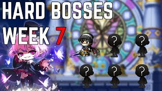 Road to Hard Bosses: Week 7 - Hard Will Attempt