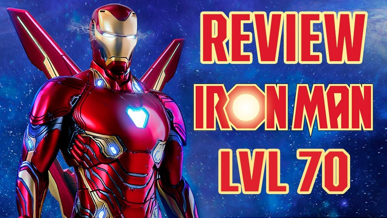 Review Iron Man LVL 70 IW Prx T3