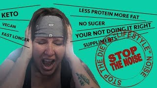 STOP The Diet & Lifestyle Noise